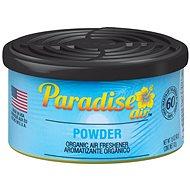 Paradise Air Organic Air Freshener, vůně Powder