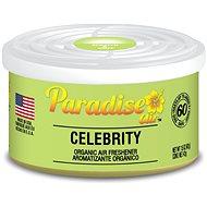 Paradise Air Organic Air Freshener, vůně Celebrity - Vůně do auta