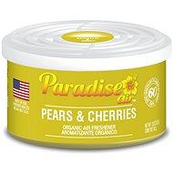 Paradise Air Organic Air Freshener, vůně Pears & Cherries