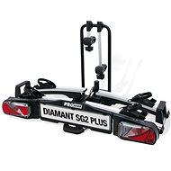 Pro-USER Diamant SG2 PLUS - 2-BIke Rack - Towbar Bike Rack