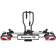 Pro-USER Diamant TG - Carrier for 2 Wheels - Towbar Bike Rack