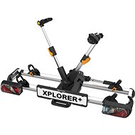 SPINDER Xplorer + 2-Bike Carrier - Towbar Bike Rack