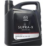 Mazda X Supra 0W-20; 5L - Motorový olej