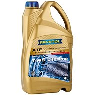 RAVENOL ATF T-WS Lifetime; 4 L - Převodový olej