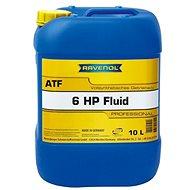 RAVENOL ATF 6 HP Fluid; 10 L - Převodový olej