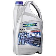 RAVENOL ATF T-IV Fluid; 4 L - Převodový olej