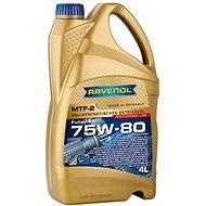 RAVENOL MTF-2 SAE 75W-80; 4 L - Gear oil