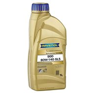 RAVENOL Gear oil SGO SAE 80W-140 GL-5; 1 L - Gear oil