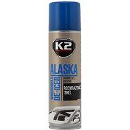 K2 ALASKA 250ml - glass defroster - Window De-Icer