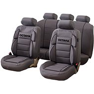 CAPPA Car covers Octavia Luxury gray - Car Seat Covers
