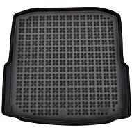 ACI ŠKODA OCTAVIA 12- gumová vložka černá do kufru s protiskluzovou úpravou (Liftback) - Vana do kufru