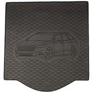 ACI FORD Mondeo 14- gumová vložka černá do kufru s ilustrací vozu (Kombi) - Vana do kufru