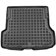 ACI BMW 4 F32/F36/F33/F83, 2013->Rubber Boot Tray with Anti-Slip Treatment, Black (Grand Coupé) - Boot Tray