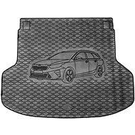ACI KIA Cee'd 18- gumová vložka do kufru s ilustrací vozu černá (SW) - Vana do kufru