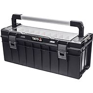 Yato Box na nářadí plastový s organizérem 650x270x272mm - Box na nářadí