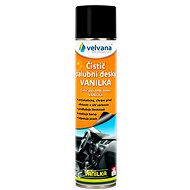 VELVANA Autocleaner Dashboard Cleaner 600ml Vanilla - Cleaner