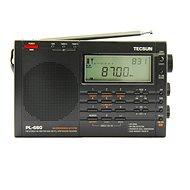 Tecsun PL-660 přehledový přijímač - Vysílačka
