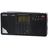 Tecsun PL-389 BT přehledový přijímač - Vysílačka