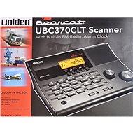 UNIDEN UBC 370 CLT scanner - Radiostanice