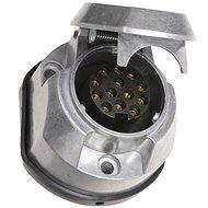 ACI Zásuvka 13 pin 12V hliník + těsnění - Zásuvka
