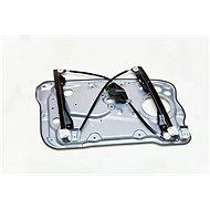 ŠKODA Glass starter Fabia I front right electric with sheet metal - Binder