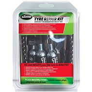 Slime Wick Repair Kit with CO2 - Tire Repair Kit - Repair Kit