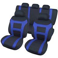 CAPPA Autopotahy ENERGY černá/modrá