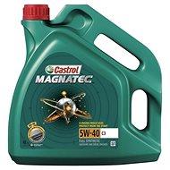 Castrol Magnatec 5W-40 C3;4L - Motorový olej