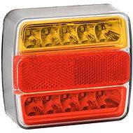 COMPASS Svítilna sdružená LED 1ks E homologace - Zadní světlo