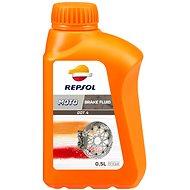 Repsol Moto Dot 4 brake fluid  - 500 ml