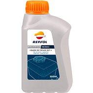 Repsol Brake Fluid - DOT 4 - pro automobily - 500 ml