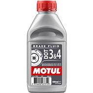 MOTUL DOT 3&4  0,5L - Brzdová kapalina