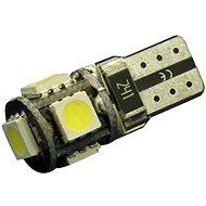 M-Style LED žárovka 501W5W T10 12V 5SMD 5050