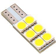 M-Style LED žárovka 501W5W T10 12V 6SMD