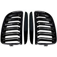 M-Style Přední maska ledvinky M-look BMW 3 E90/91 (05-08) černá - Příslušenství do auta