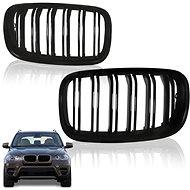 M-Style Přední maska ledvinky M-look BMW X5 E70 X6 E71 černá - Příslušenství do auta
