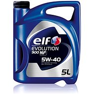ELF EVOLUTION 900 NF/ EXCELLIUM LDX 5W40 5L - Motorový olej