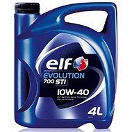 ELF EVOLUTION 700 STI 10W40 4L - Motorový olej