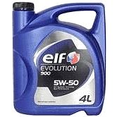 ELF EVOLUTION 900 5W50 4L - Motorový olej