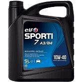 ELF SPORTI 7 10W40 5L - Motorový olej