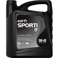 ELF SPORTI 9 5W40 5L - Motorový olej