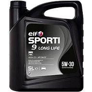 ELF SPORTI 9 Long Life 5W30 5L - Motorový olej
