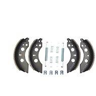 AL-KO brzdové čelisti pro vnitřní průměr bubnu 200 mm, šíře 50 mm, sada na 2 kola typ AL-KO 2050/205 - Brzdové čelisti