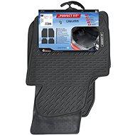 COMPASS Rubber mats PERFECT FIT P7 with fixation set of 4 pcs - Car Mats