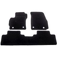 ACI textile carpets for MAZDA 5, 11- black (set of 3) - Car Mats