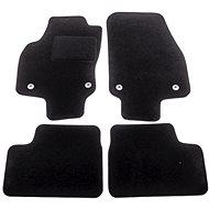 ACI textilní koberce pro OPEL Astra 04-07  černé (sada 4 ks) - Autokoberce
