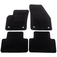 ACI textile carpets for VOLVO C30, 06- black (C30, V50) (set of 4) - Car Mats