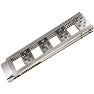 Q-TECH ramp - foldable - aluminium, (1 pc)