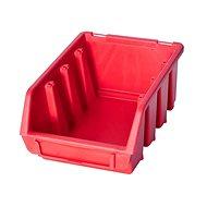 Patrol Plastic box Ergobox 1 7,5 x 11,2 x 11,6 cm, red