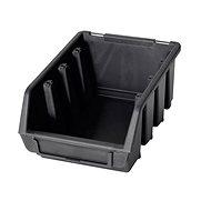 Patrol Plastic box Ergobox 1 7,5 x 11,2 x 11,6 cm, black